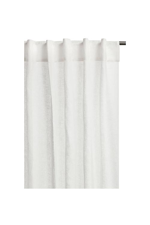 Gardin Segel Veckband white 145x290