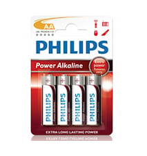 Fashion Power Alkaline AA LR06 4-pack