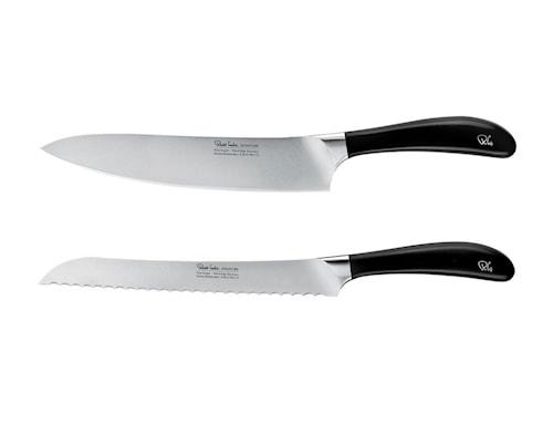 Knivset Kock- & Brödkniv