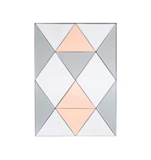 Spegel. Romb