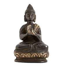 Buddha S 7 cm - Svart