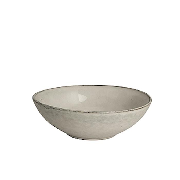 Skål Nordic Sand Steingods Ø 17 cm