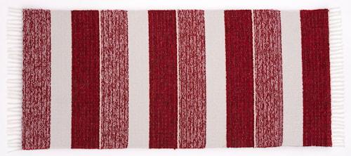 Lisa matta röd – 70x120