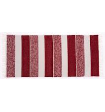 Lisa tæppe - rød