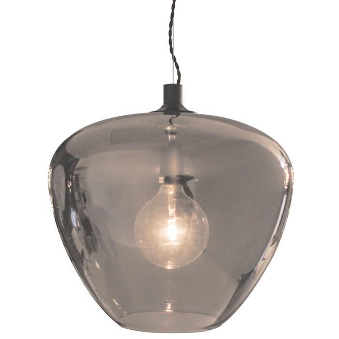 Bellissimo Grande Taglampe - Røggrå