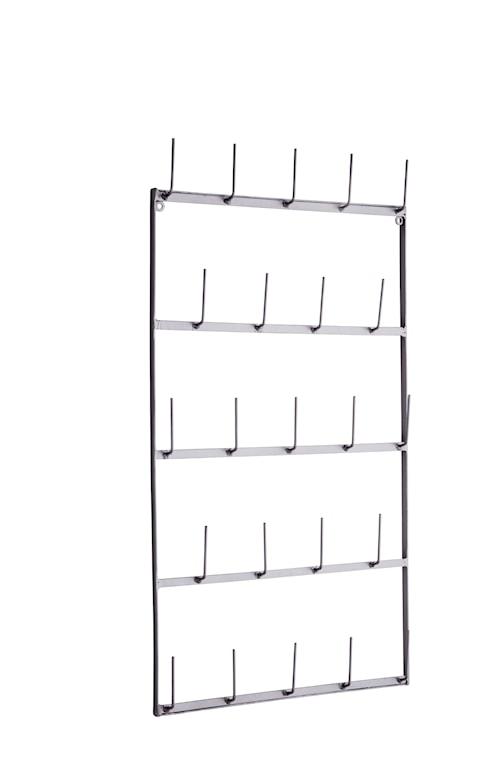 Mugghållare för väggen 76 cm - Järn