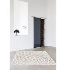 Marakesh Natur Grå Matta 170x240 cm