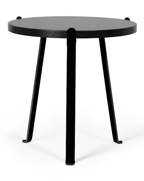Arche sidobord - Svart/svart