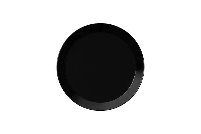 Teema Tallerken 21 cm sort