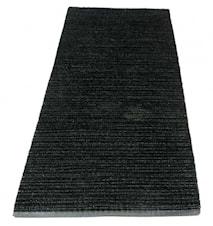 Eivor tæppe – sort