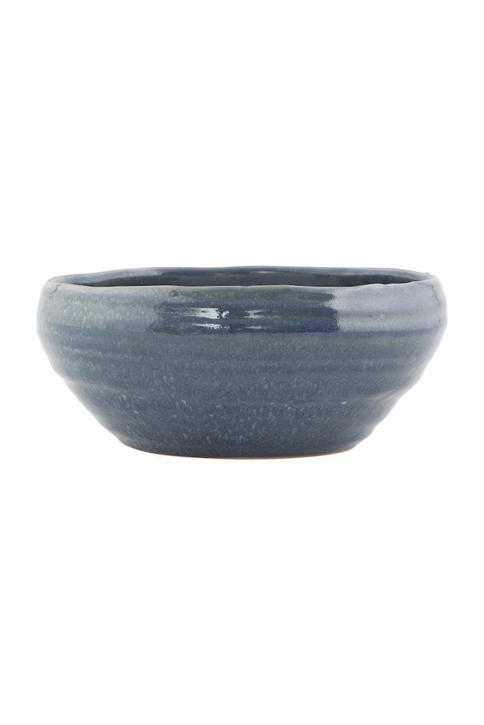 Skål Nord Ø 22x10 cm - Blå