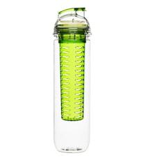 Fresh flaske med frugtrum grøn