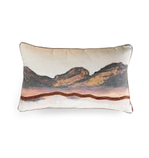 double-sided cushion stitched landscape (60x35)