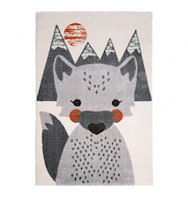 Mr Fox Matta 100x150 cm