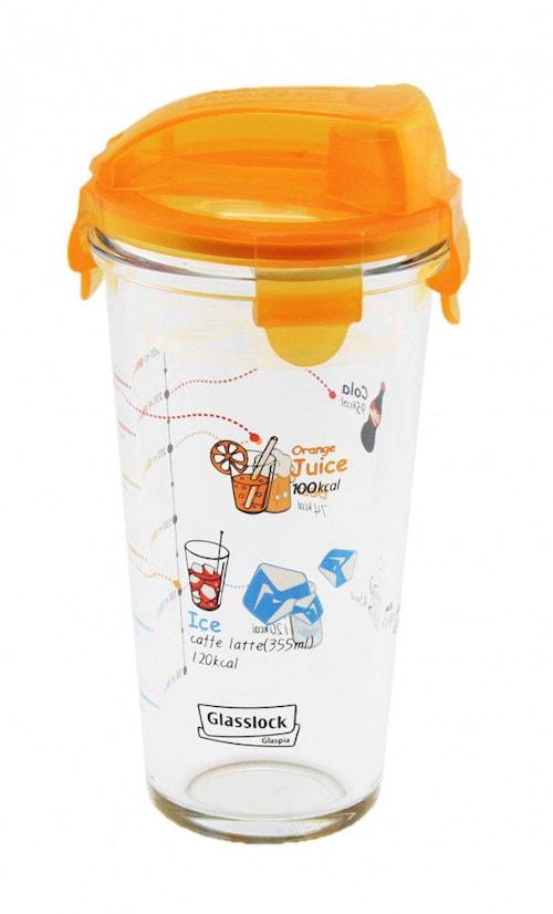 Shaker 450 ml Orange