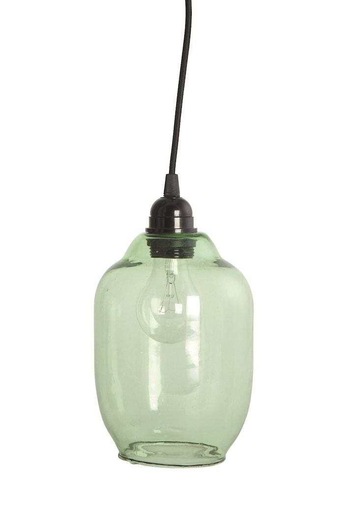 Lampeskjerm Goal Ø 14x20 cm - Grønn
