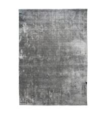 Velvet teppe - Sølv
