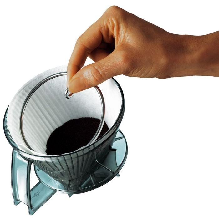 Filterhållare