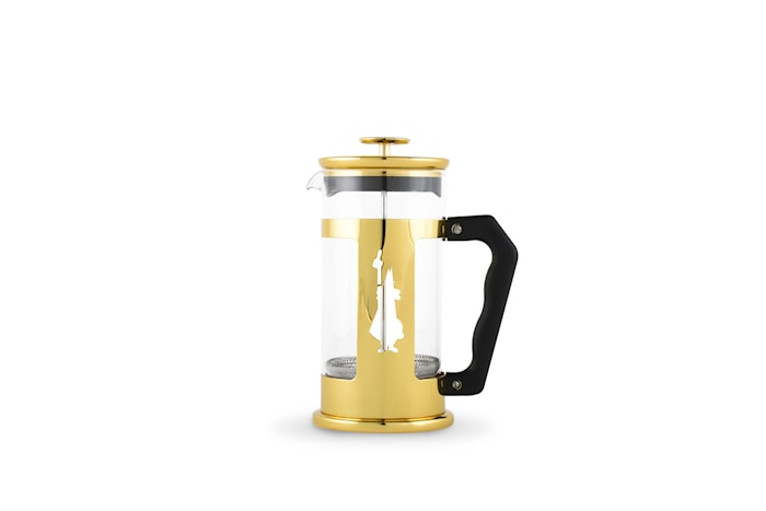 French-press Preziosa Guld 3 Kobber