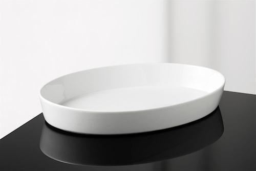 Aroma de luxe Tallerken Oval 30 cm