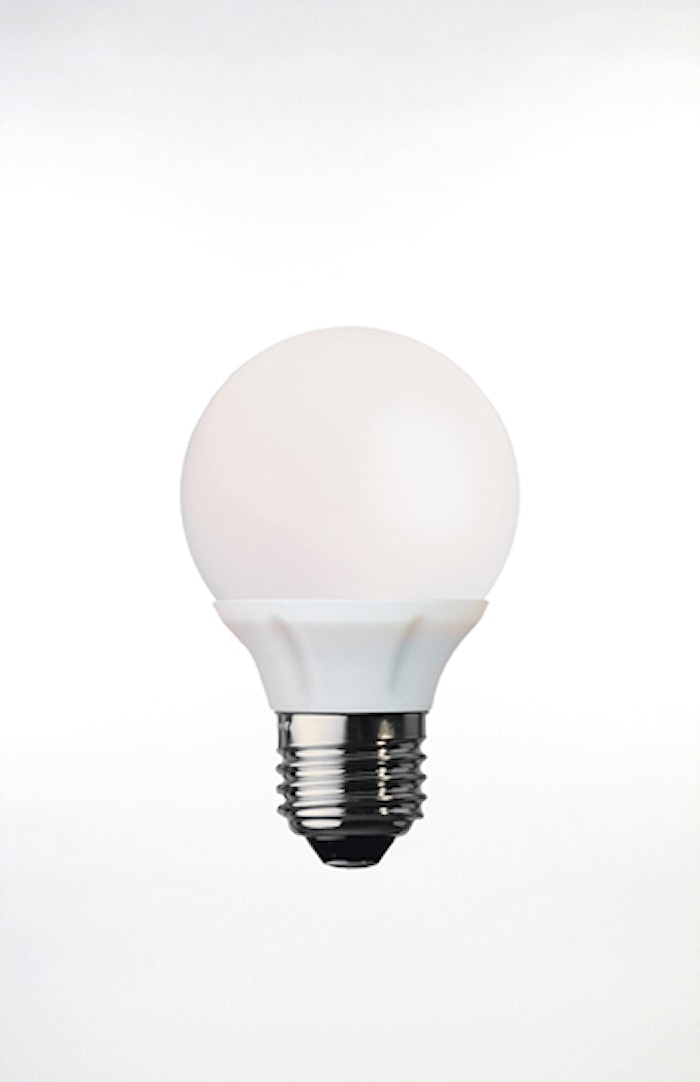 Ljuskälla LED Normal Opal