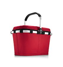 Shoppingkurv ISO Rød