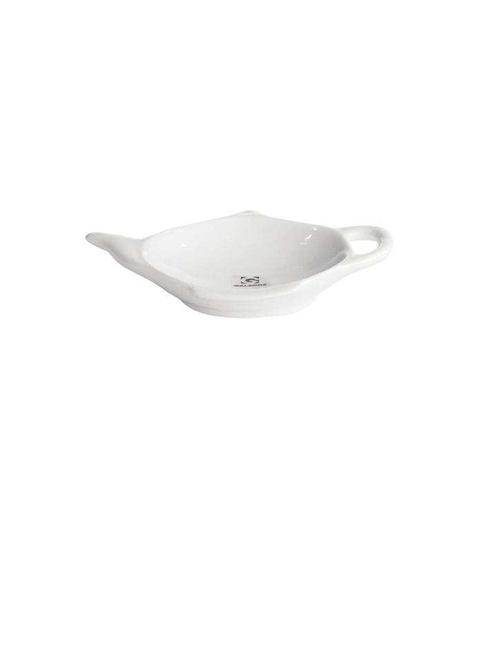 Skål porselen Hvit 11x9 cm