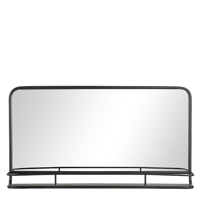 Speil Hilda 90x50 cm - Black