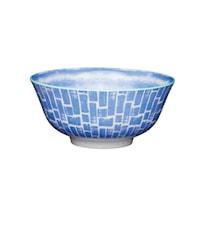 Skål Ø 15,7 cm Blue swirl