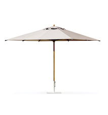 Classic 3x3 parasol - Ivory