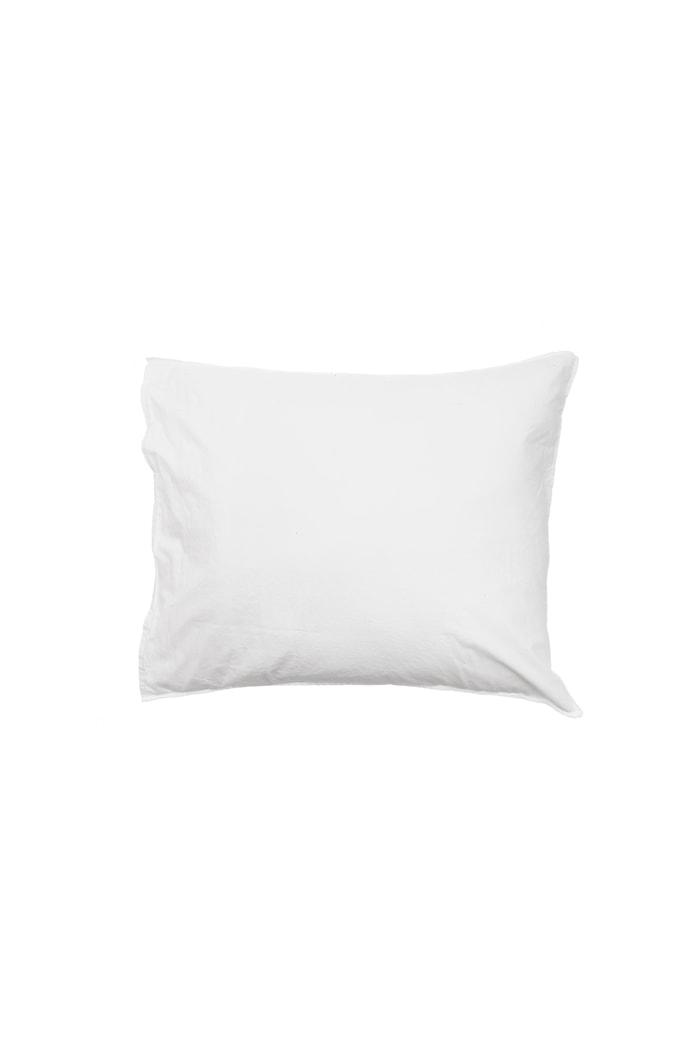 Örngott Hope Plain white 50x60