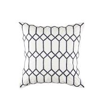 Tyynynpäällinen Ametist 50x50 cm - OmbreSininen