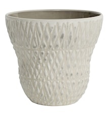 TRIANGLE cup w/o handle, light grey