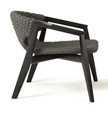 Knit armchair
