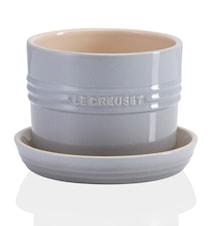 Urtekrukke 13 cm - Mist Gray