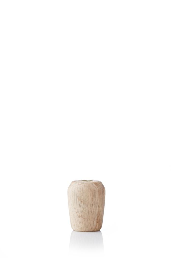 Torso Kynttilänjalka tammi 9 cm