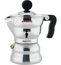 Moka Espressokeitin 6 kuppia