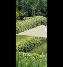 Classic 3x3 parasoll Olivgrön