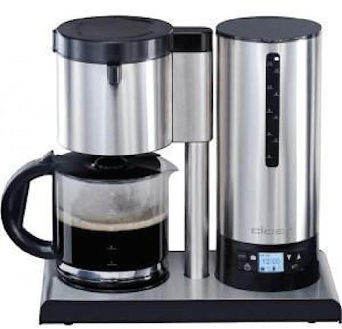 Filter Kaffebryggare med LED-display och timer