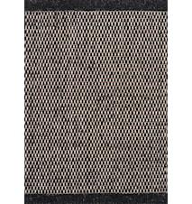 Asko Matta Svart 250x350 cm