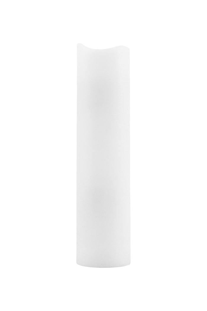 Lys LED Ø 5x20 cm - Hvid
