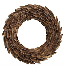 Julkrans Deco wreath