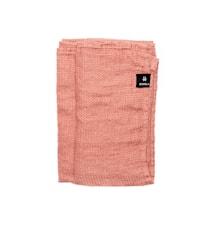 Badelaken Fresh Laundry 100x150 cm - Rosa