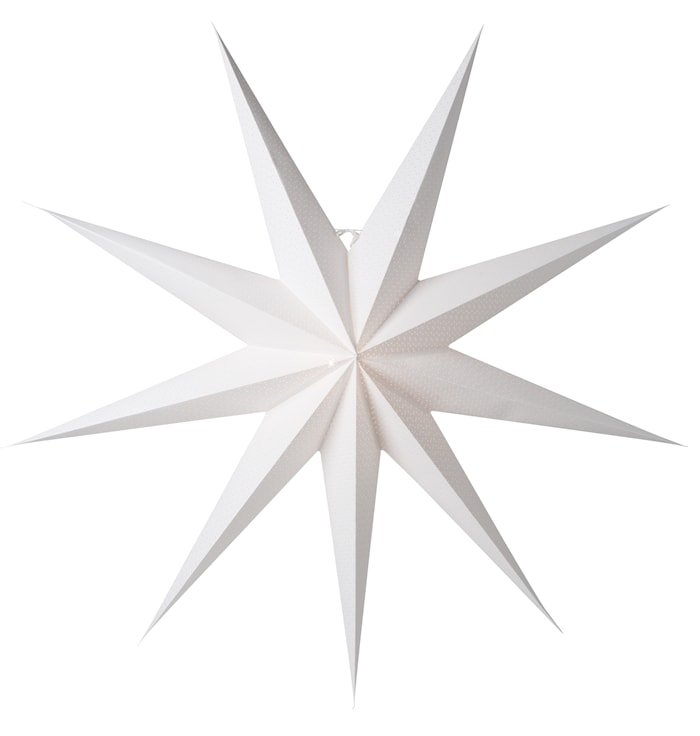 Aino Julestjerne Hvid 118 cm