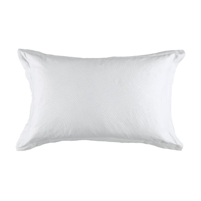 Tyynyliina Dobby 50x90 cm - Valkoinen