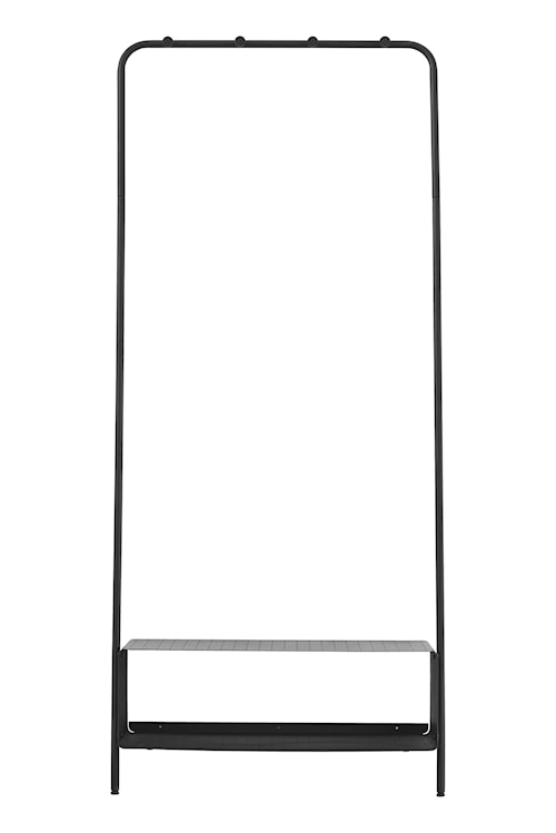 Klädhängare Ways 74x32x170 cm Svart