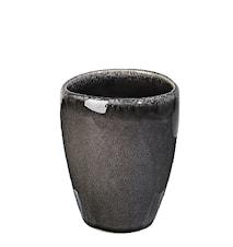 Mugg Nordic Coal utan handtag, 25 cl