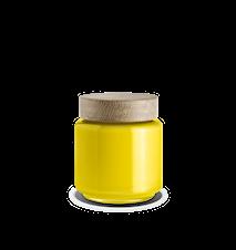 Palet Dosa med lock gul 50 cl
