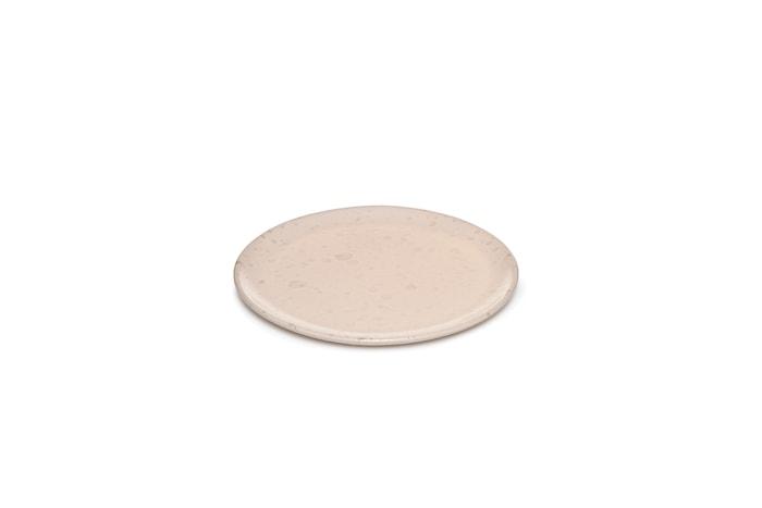 Raw Desserttallrik 20 cm Nude