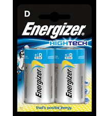 Batteri Energizer HighTech LR2 0/D 1,5 V 2 st